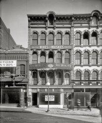 Painless Dentist: 1918