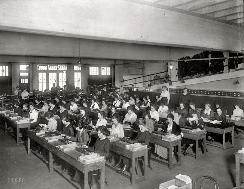 The Tabulators: 1920
