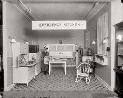 Efficiency Kitchen: 1917