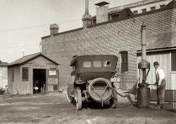 Fill Er Up: 1920