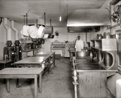 In the Kitchen: 1919