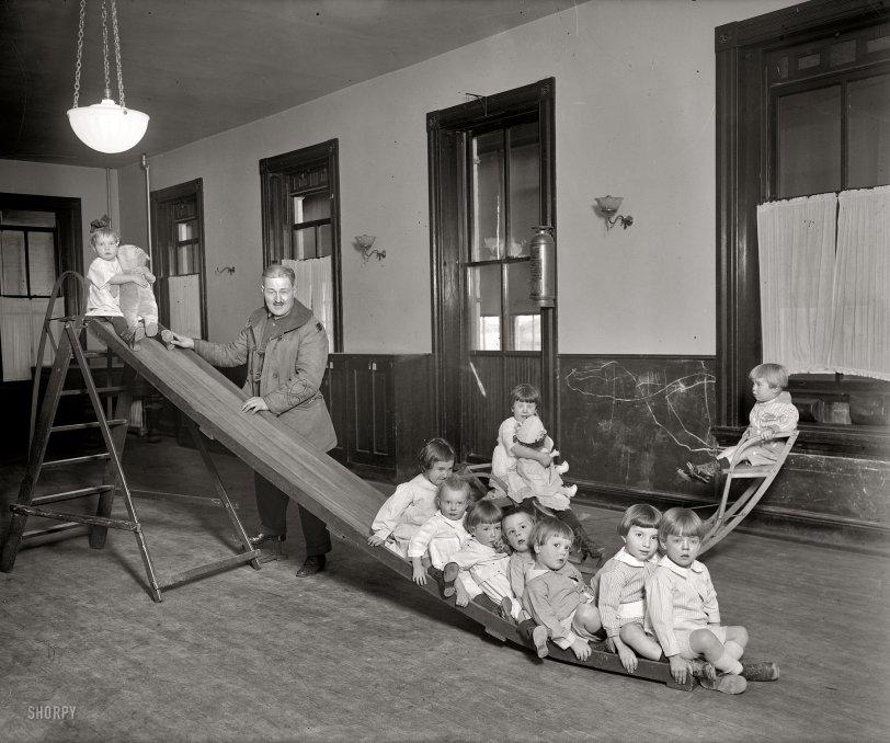 Foundling Hospital: 1921