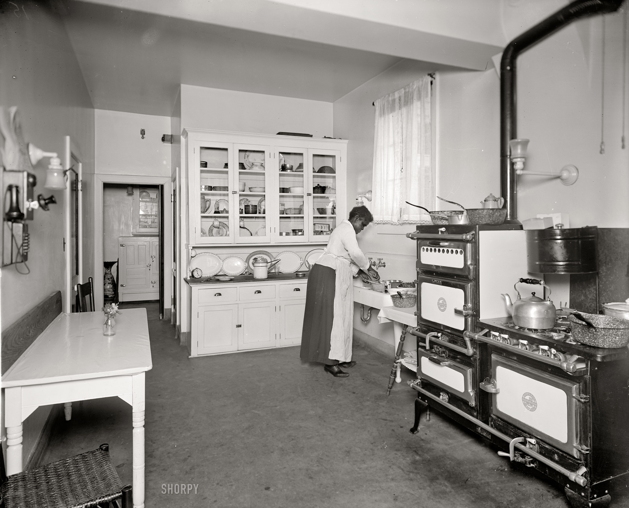 Shorpy Historic Picture Archive The Modern Kitchen