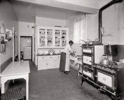 The Modern Kitchen: 1920