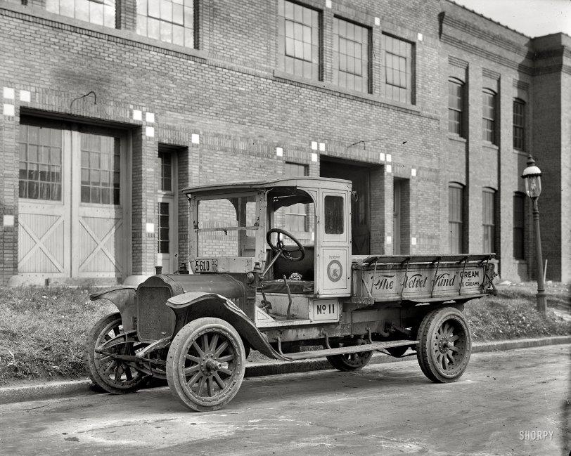 The Velvet Kind: 1920