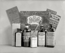 3 Days Cure for Men: 1920