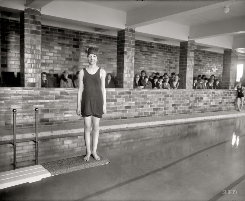 YWCA Pool: 1927