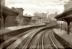 Third Avenue El: 1910
