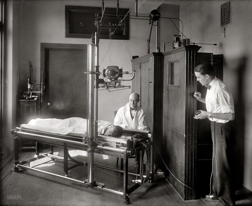 Radiology: 1920