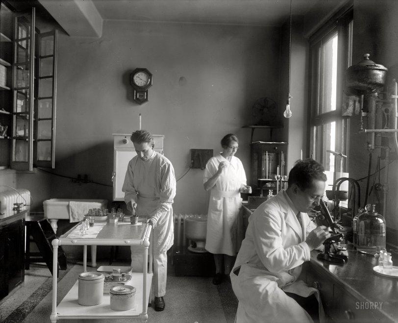 Emergency Hospital: 1920