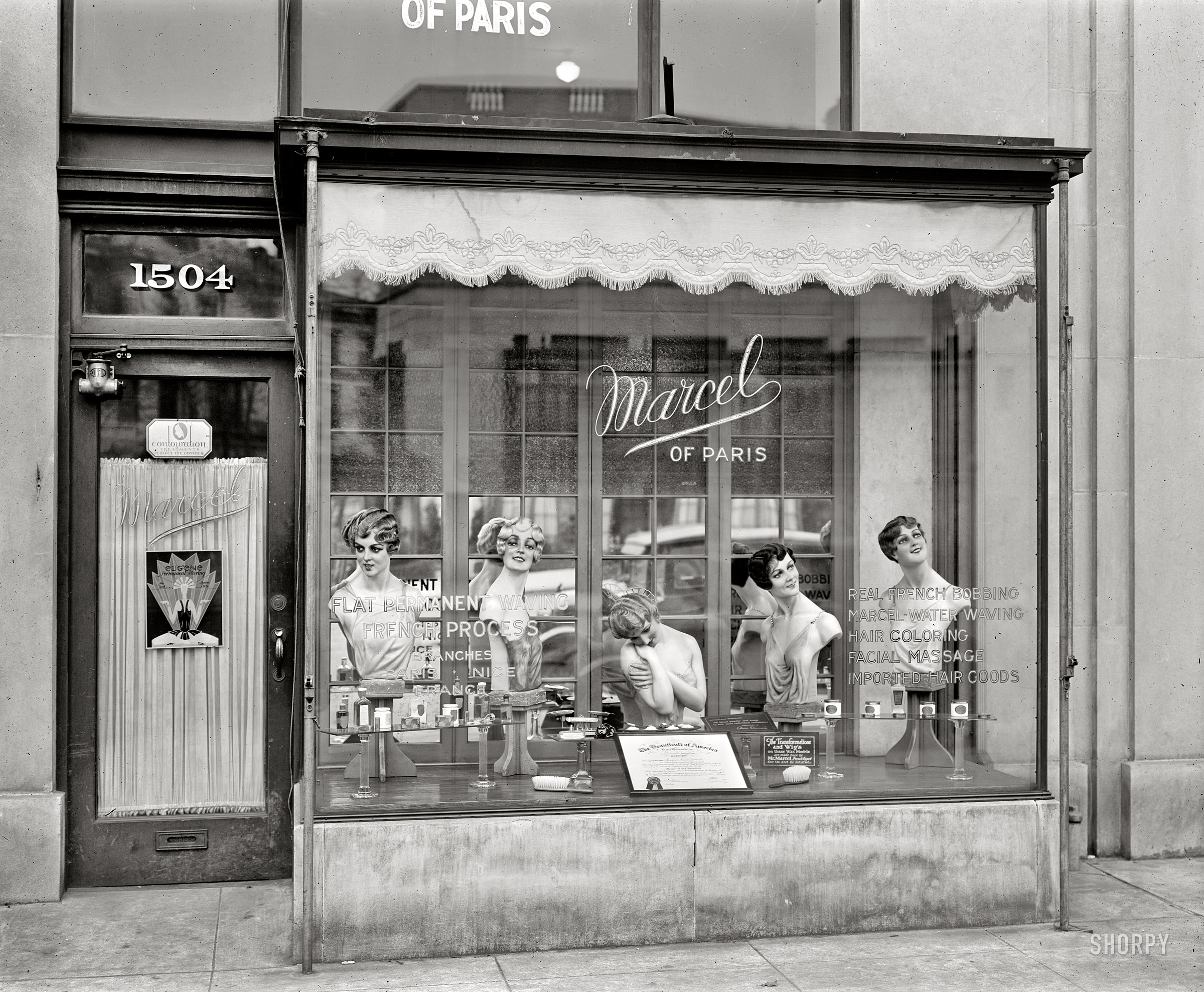 Vintage Beauty Shop