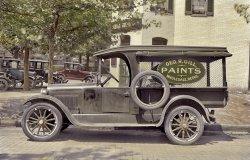 Dodge Screenside (Colorized): 1920
