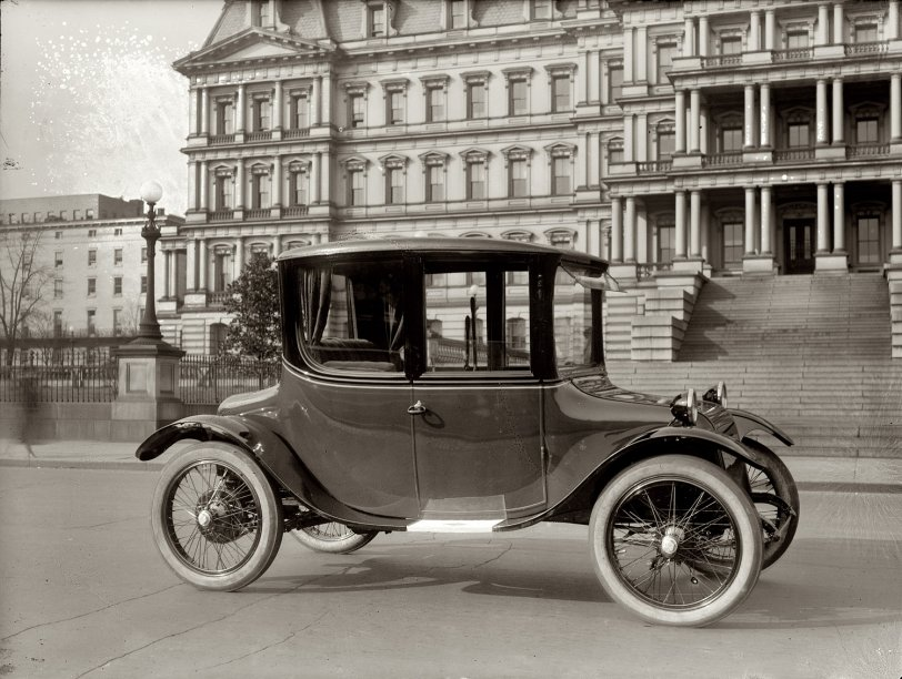 Detroit Electric: 1921