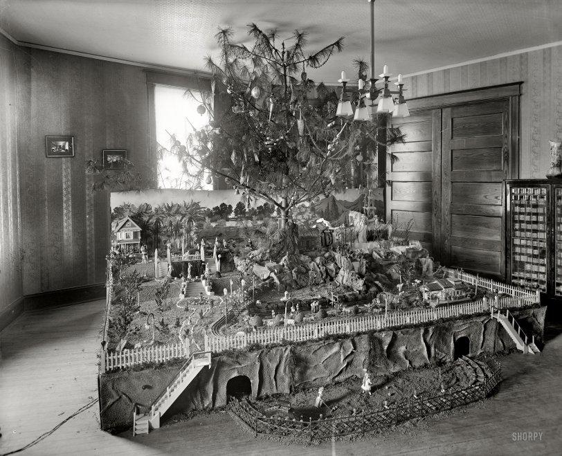 A Keen Christmas 1920 Shorpy Historical Photos