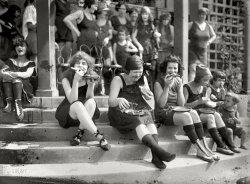 Pie Eaters: 1921