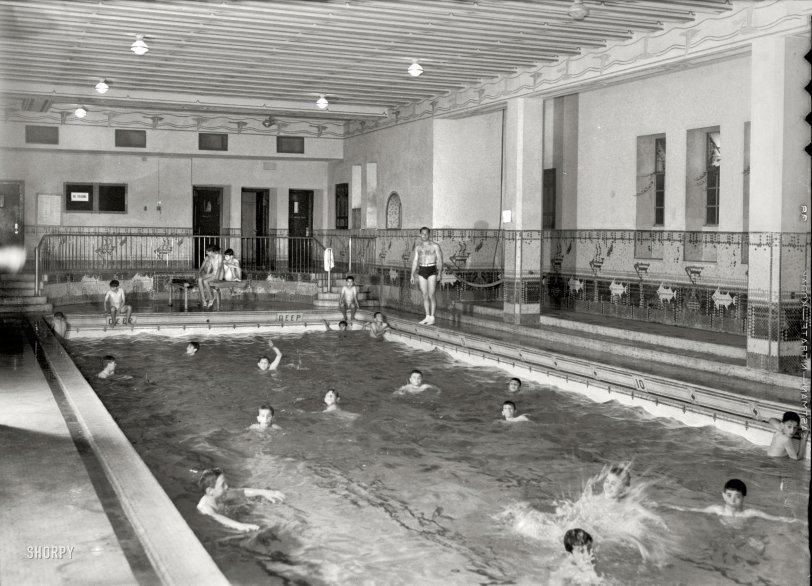 Natatorium: 1938