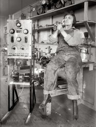 Texanna Loomis: 1921
