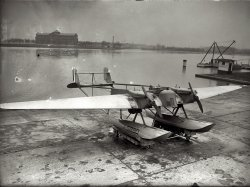 Naval Bombing Plane: 1922
