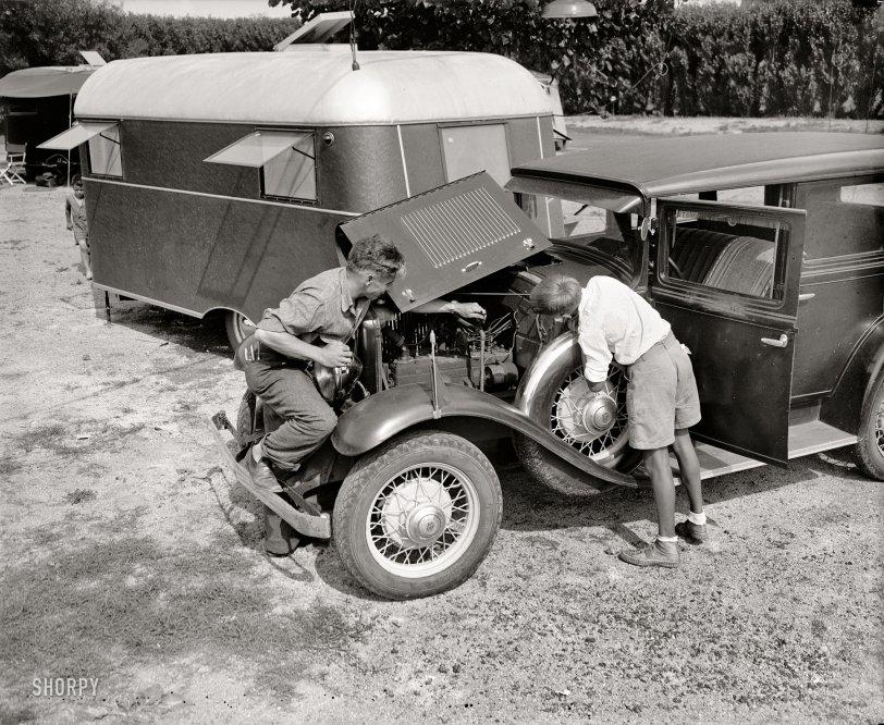 Vagabonds: 1937