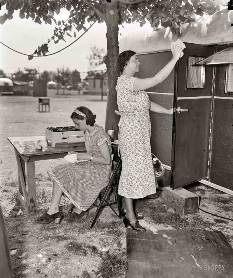 Clean Living: 1937