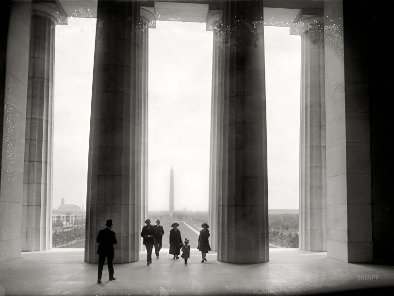 Washington Monuments: 1922