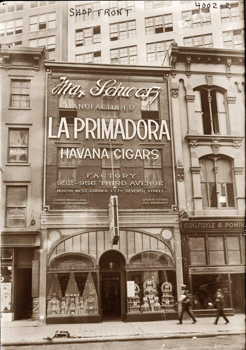La Primadora: 1920