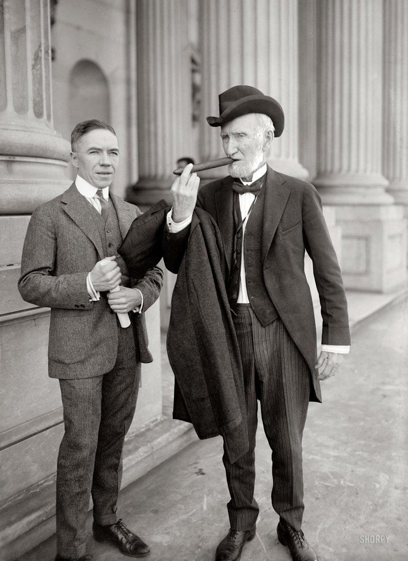 Uncle Joe: 1922