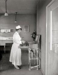 The Sterilizer: 1922