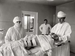 In Stitches: 1922