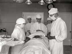 General Hospital: 1922