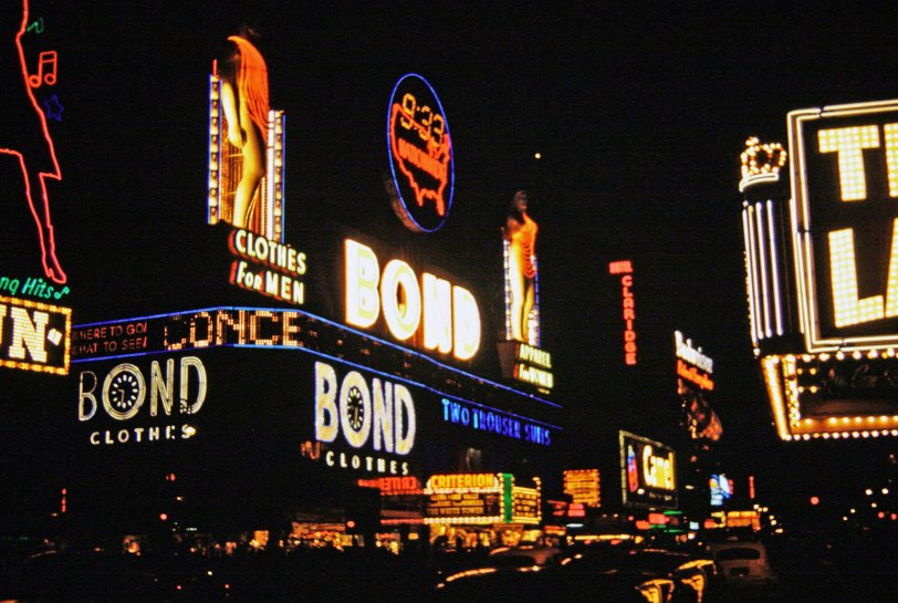 Broadway by Night: 1950