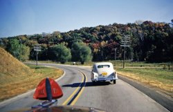 Rolling Roadblock: 1953