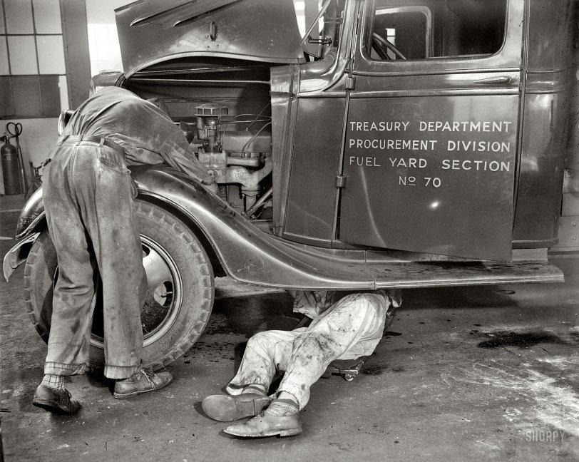 Truckin: 1937