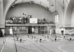 Boys Gym: 1939
