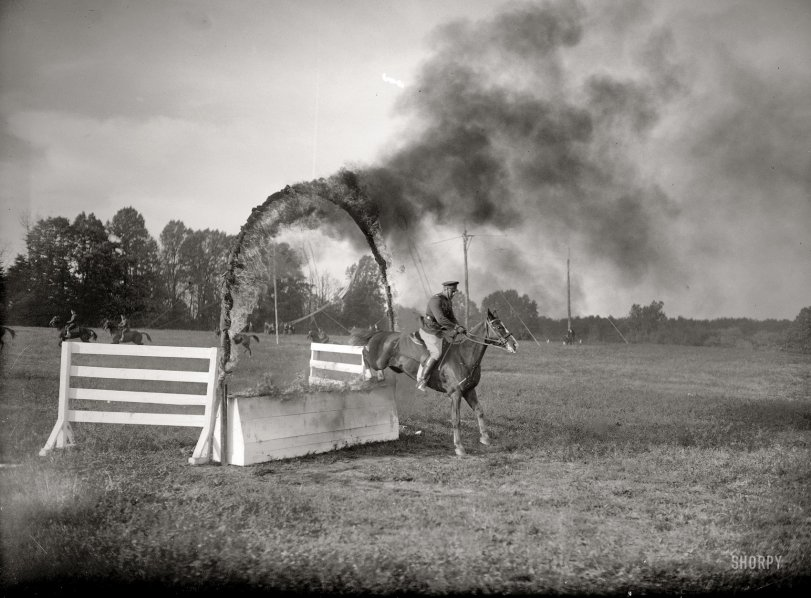 Blazing Saddles: 1922