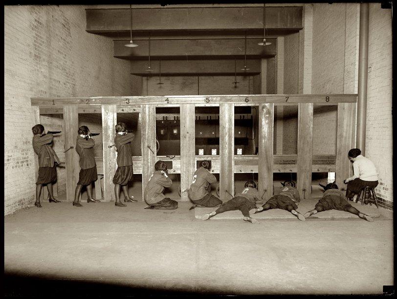 Girl Shooters: 1922