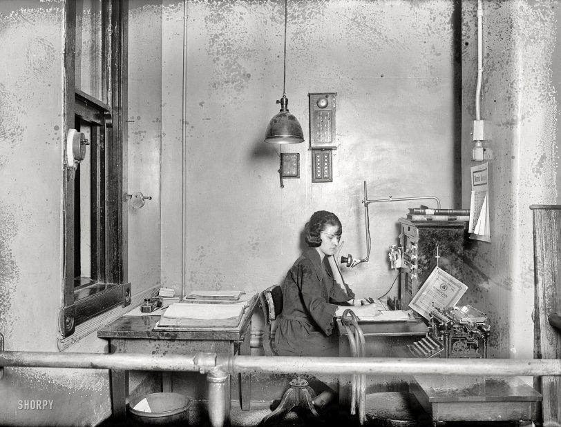 Woman's Bureau: 1922