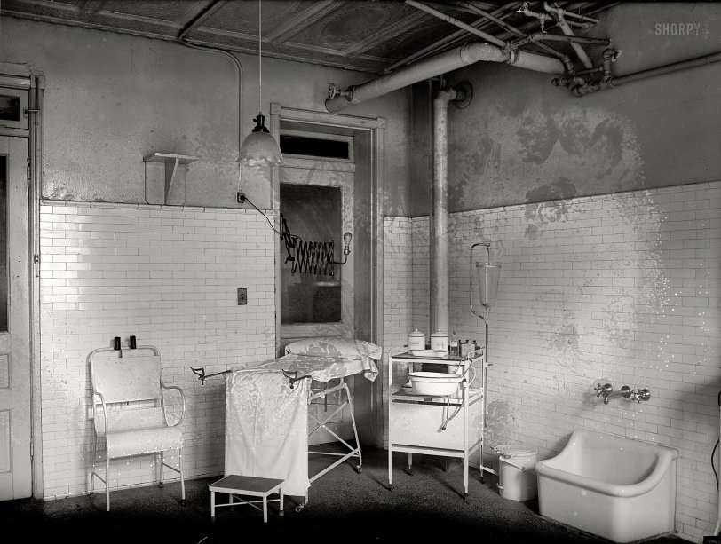 The Healing Arts: 1922