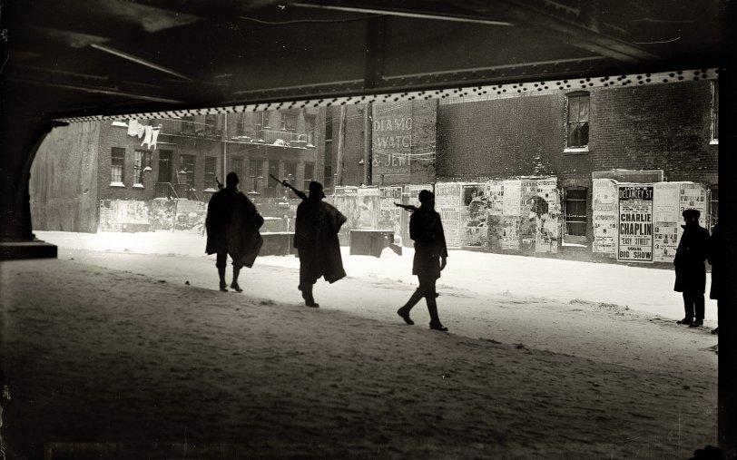 Easy Street: 1917
