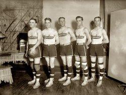 Yankees Hoops: 1923