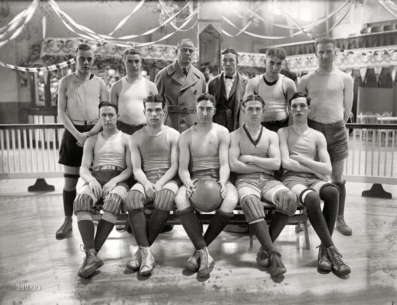 C.U. Hoops: 1923
