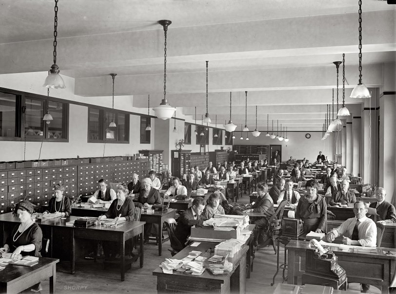 The Office: 1923