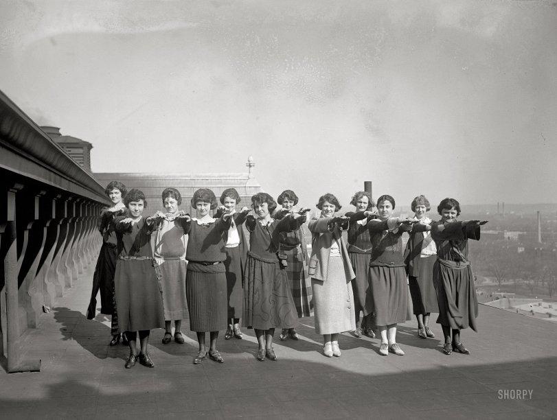 Postal Flyers: 1923