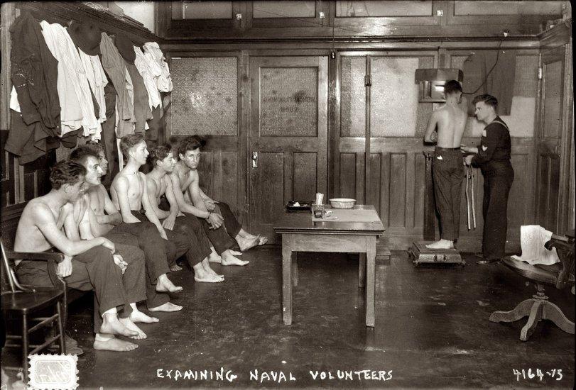 The Examining Room: 1917