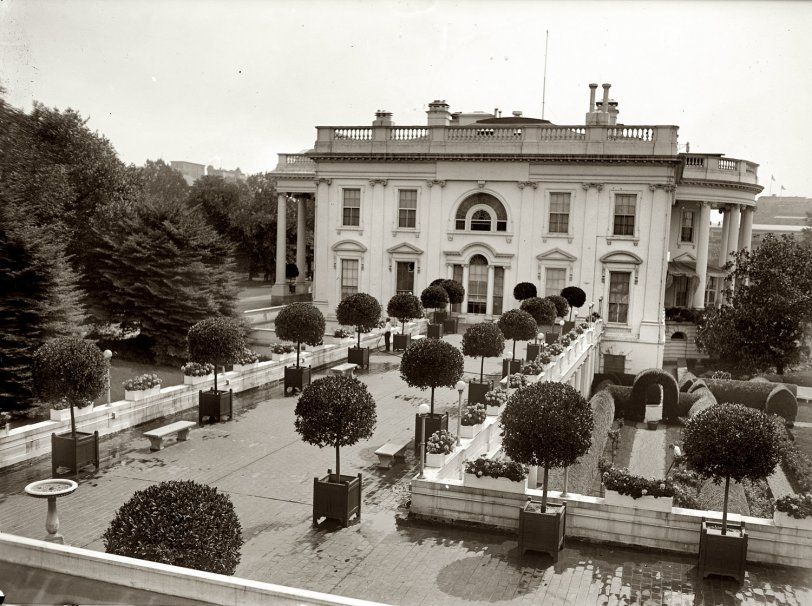 The West Wing: 1923