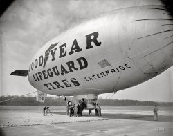 Goodyear Blimp: 1938