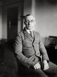 Mr. Bureaucrat: 1923
