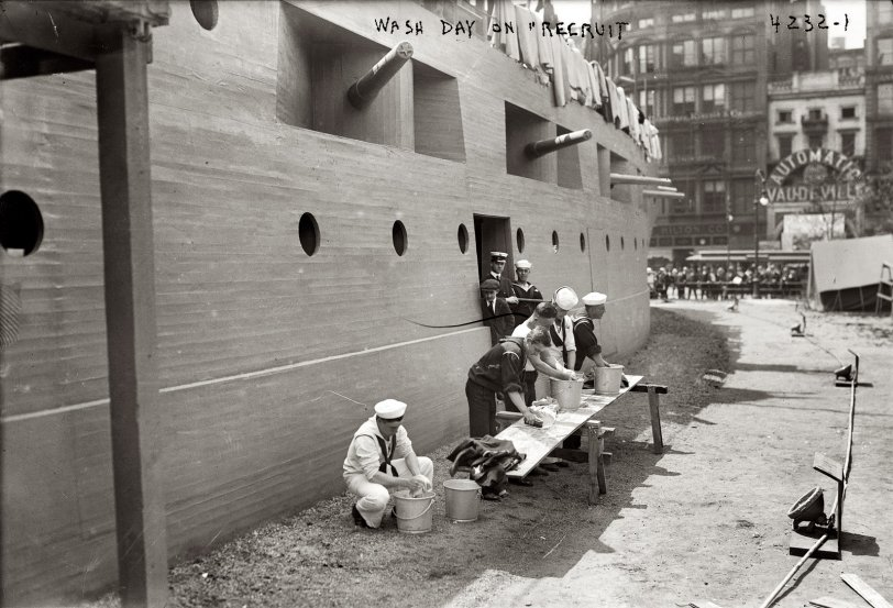 Shipshape: 1917
