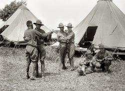 Army Camp: 1917