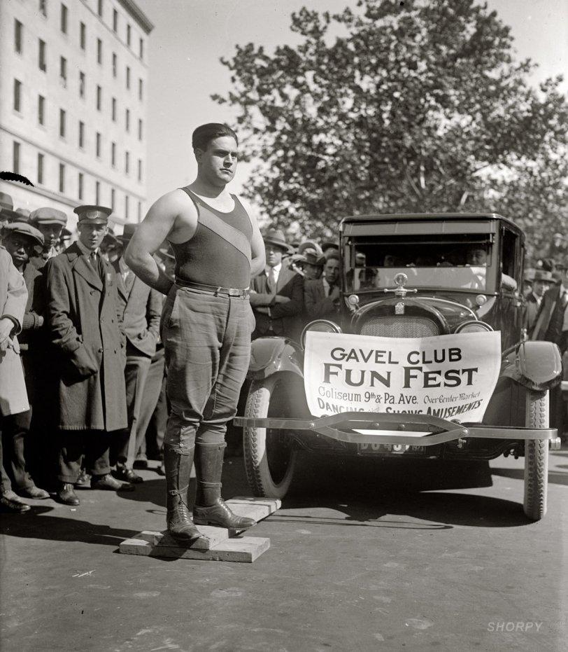 Galen Gough: 1923